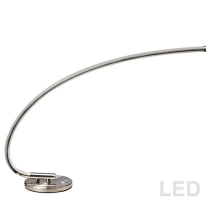 322-LEDT-SC Led Table Lamp  18 Watt  Satin Chrome