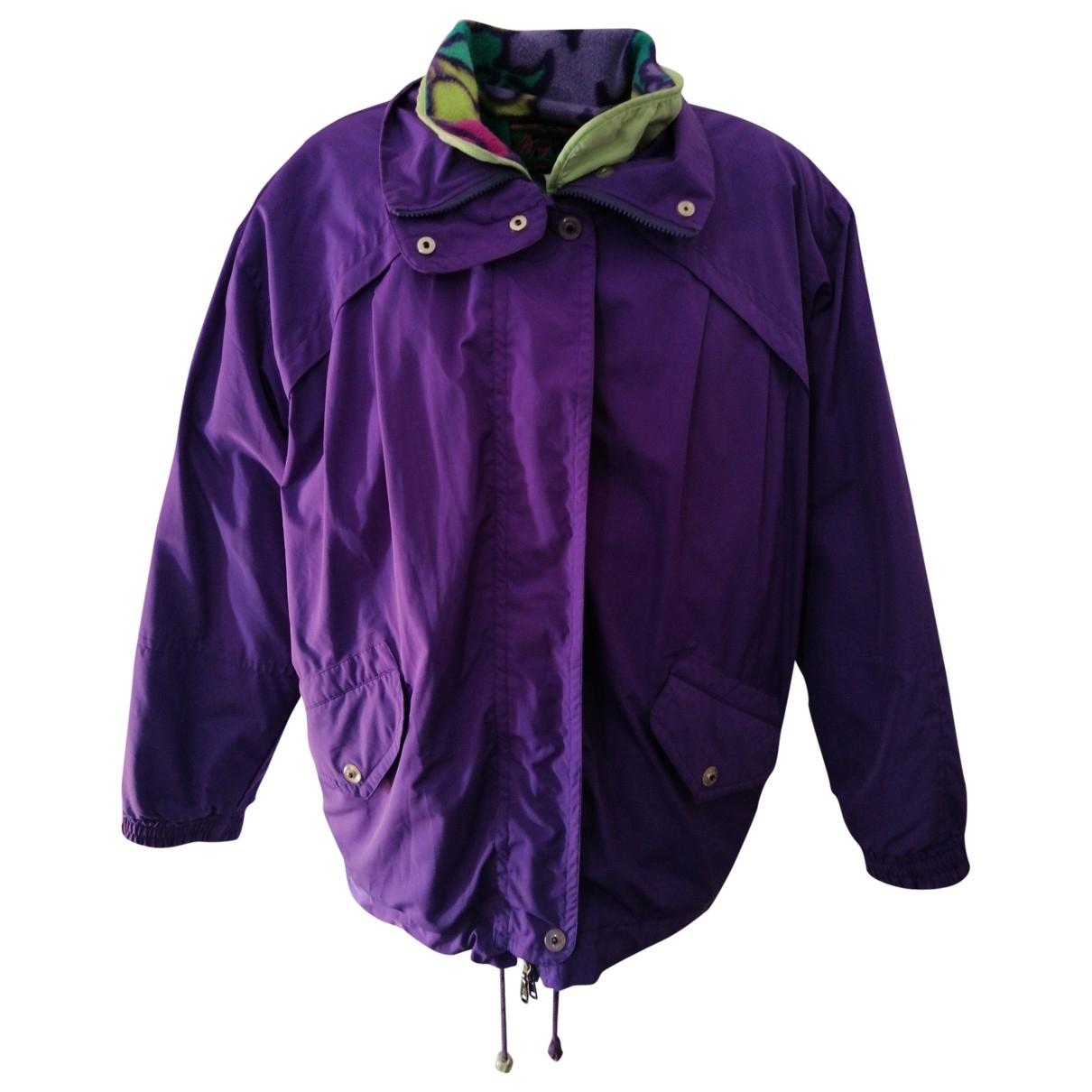 Fila - Vestes.Blousons   pour homme - violet
