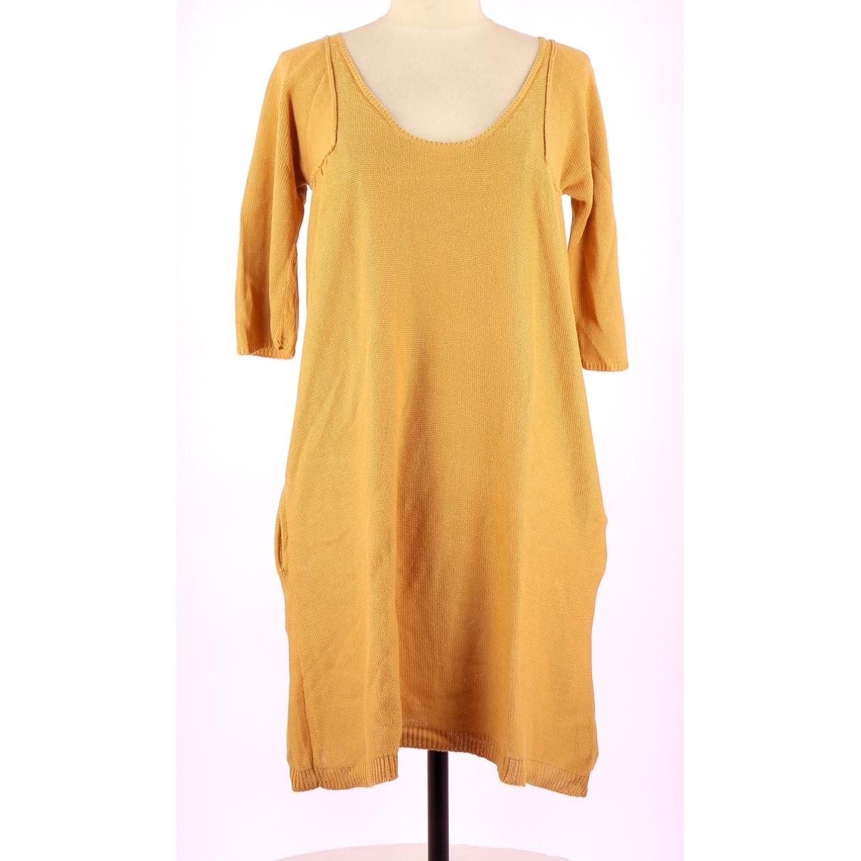 Vestido de Lino Maje