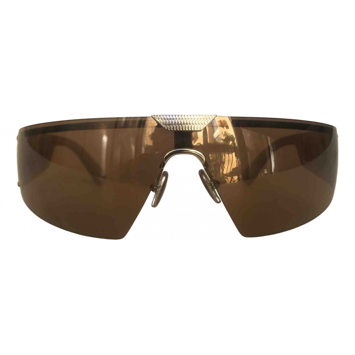 Roberto Cavalli \N Metallic Sunglasses for Women \N