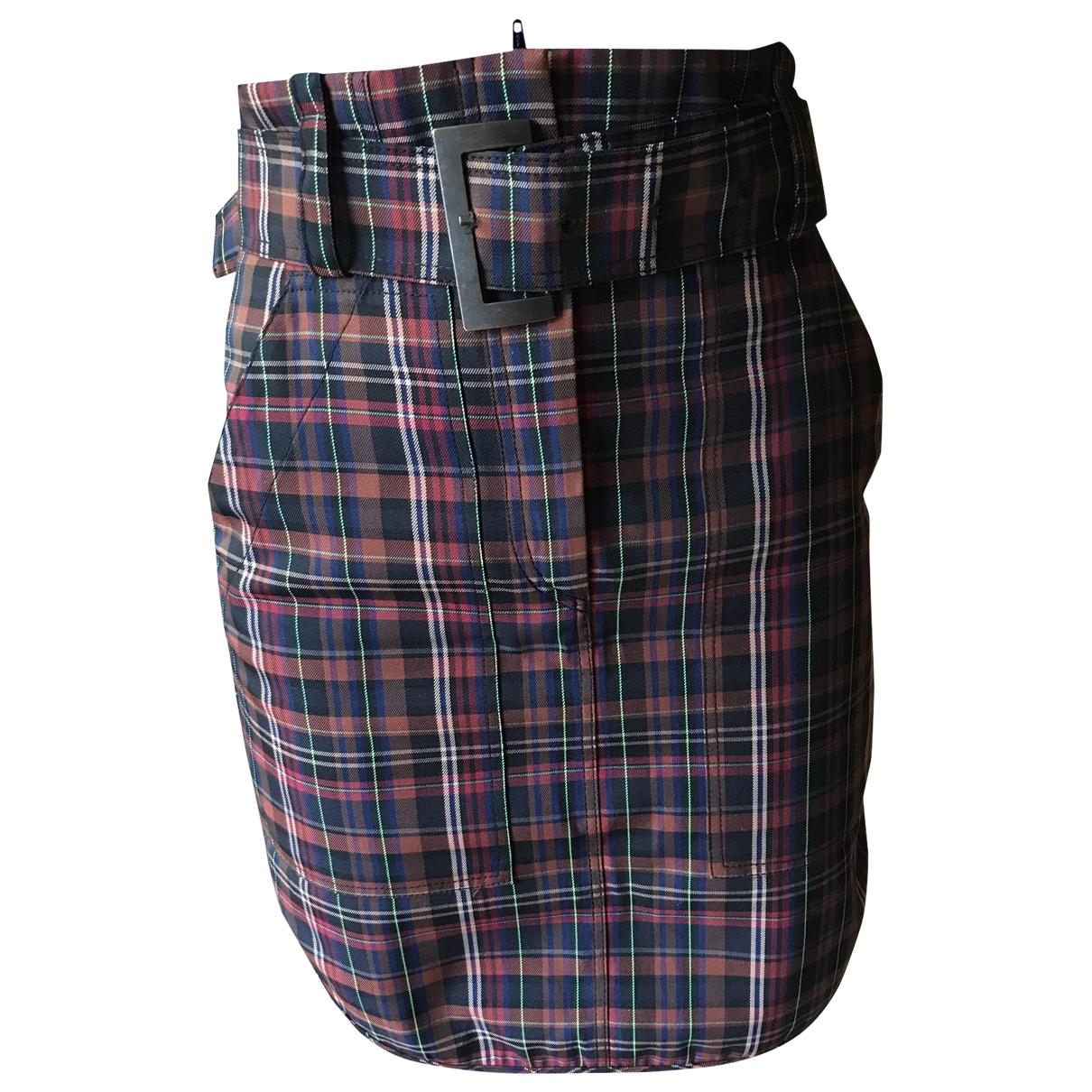 Sandro \N Multicolour skirt for Women 1 0-5