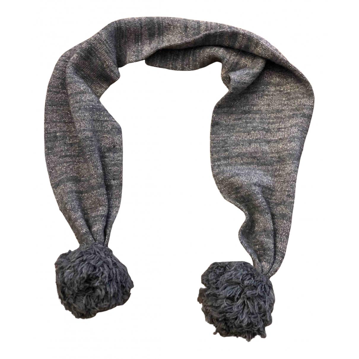 Stella Mccartney - Foulards.Echarpes   pour enfant en laine - gris