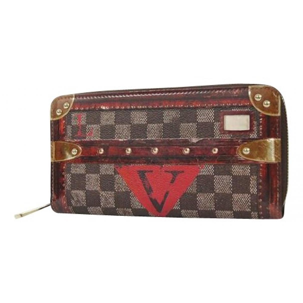 Louis Vuitton Zippy Multicolour Cloth wallet for Women \N