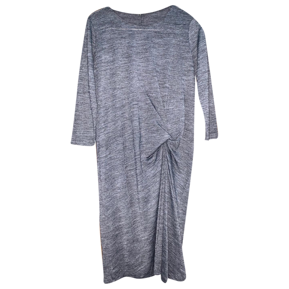 Massimo Dutti \N Grey dress for Women S International