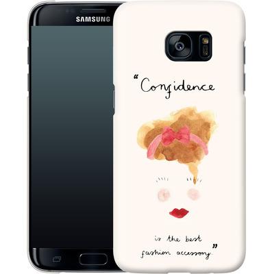 Samsung Galaxy S7 Edge Smartphone Huelle - Confidence von caseable Designs