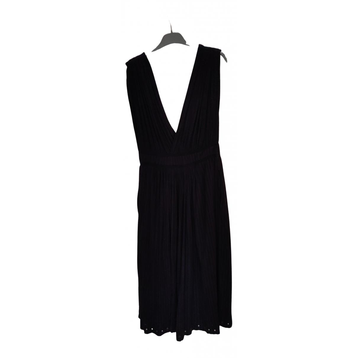 Isabel Marant Etoile N Black Cotton dress for Women 38 FR