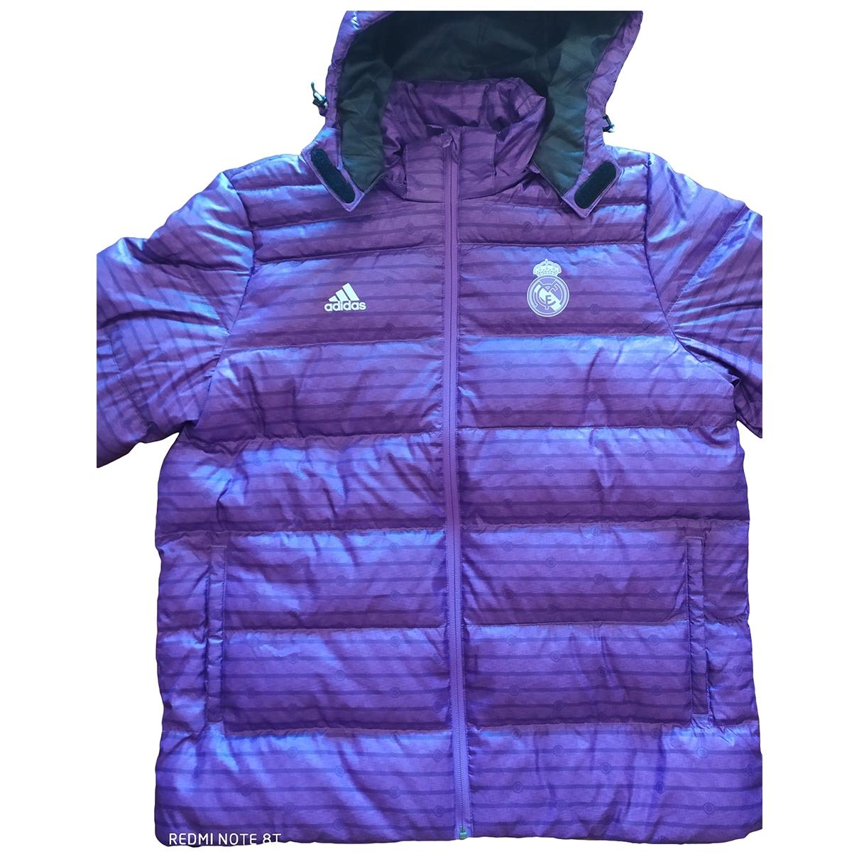 Adidas - Manteau   pour homme - violet