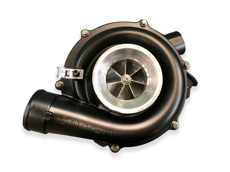 Fleece Performance FPE-6.0RACE-0407 2004.5-2007 63mm FMW Ford 6.0L Cheetah Turbocharger 63/71 RACE