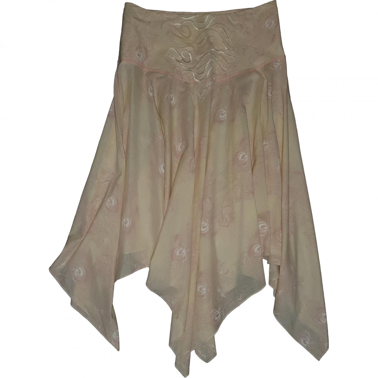 Munthe Plus Simonsen \N Multicolour Cotton skirt for Women 40 FR