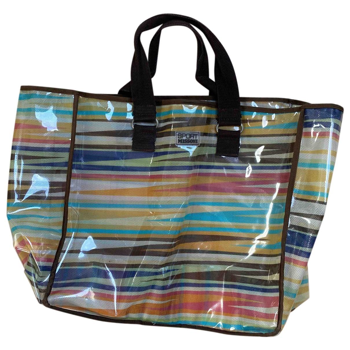 Missoni - Sac de voyage   pour femme - multicolore