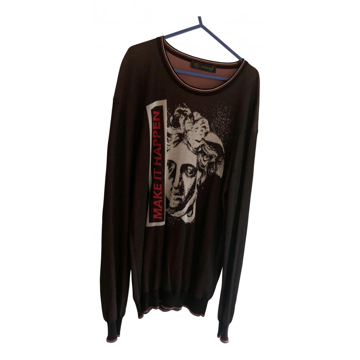 Versace \N T-Shirts in  Bunt Viskose