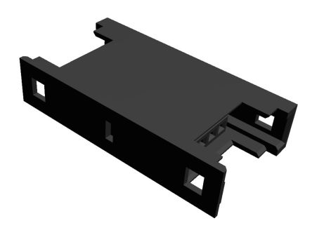 TE Connectivity 4-Way RITS Connector for Cable Mount (200)