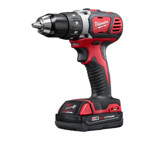 Milwaukee M18™ Compact 1/2 In. Drill/Driver Kit