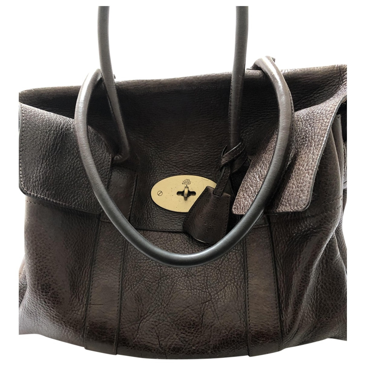 Mulberry Bayswater Brown Leather handbag for Women \N