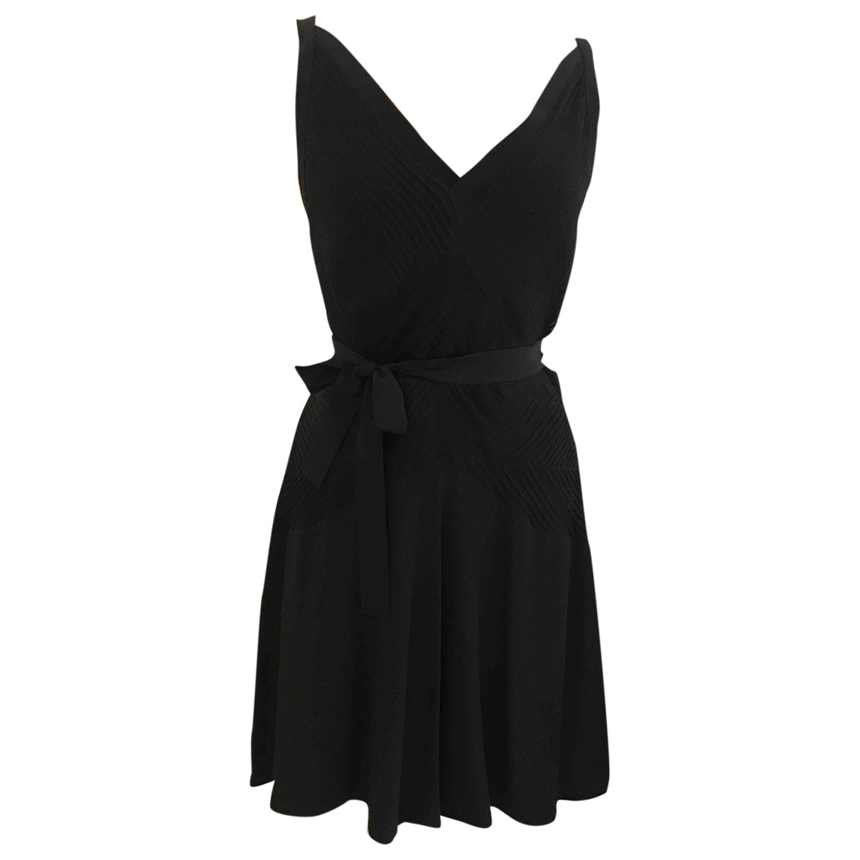 Vestido de Seda Balenciaga