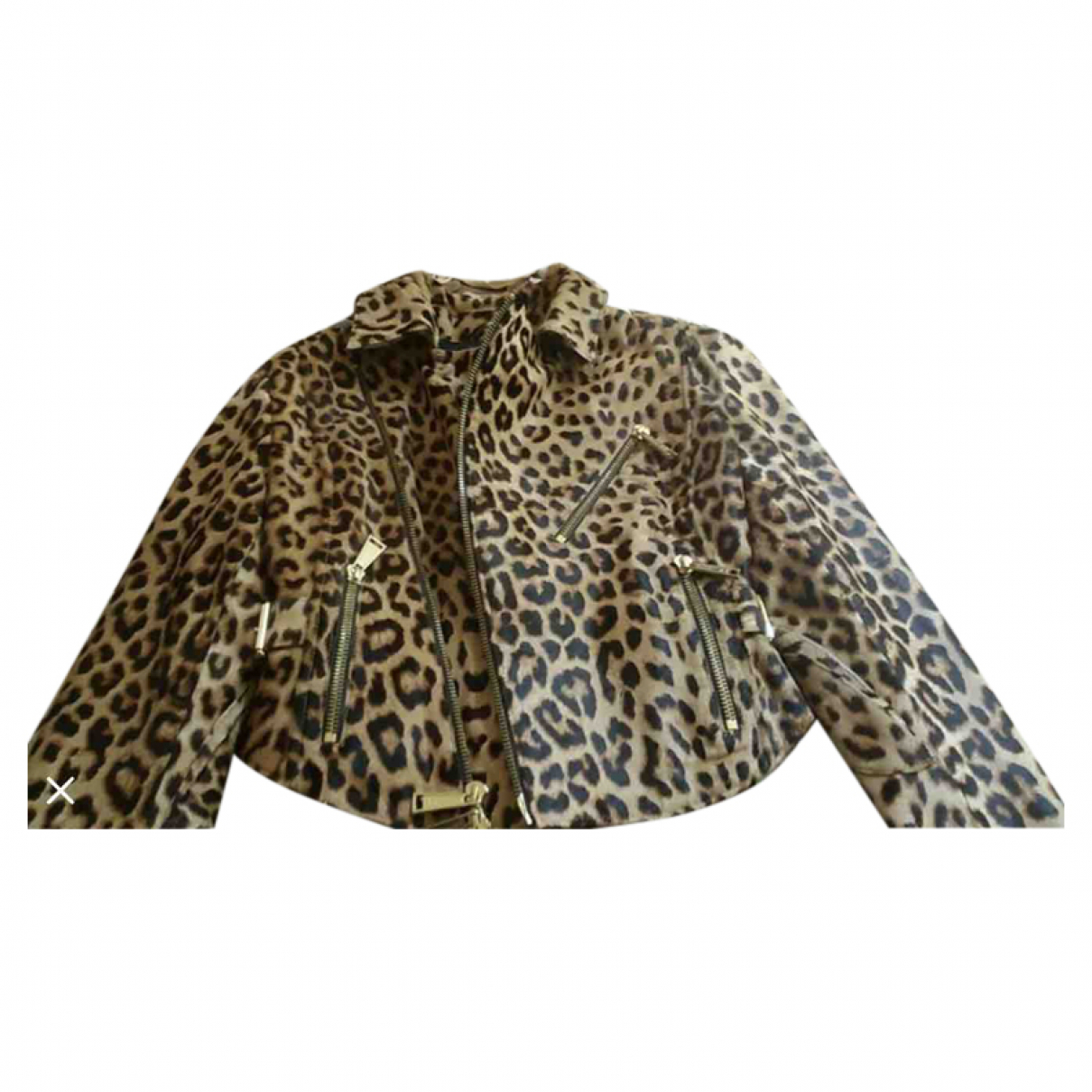 Philipp Plein \N Fur coat for Women S International
