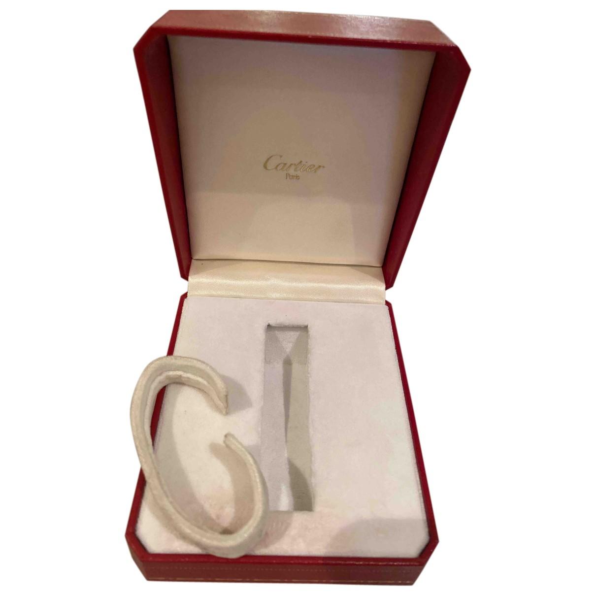 Cartier - Petite maroquinerie   pour femme en cuir - rouge