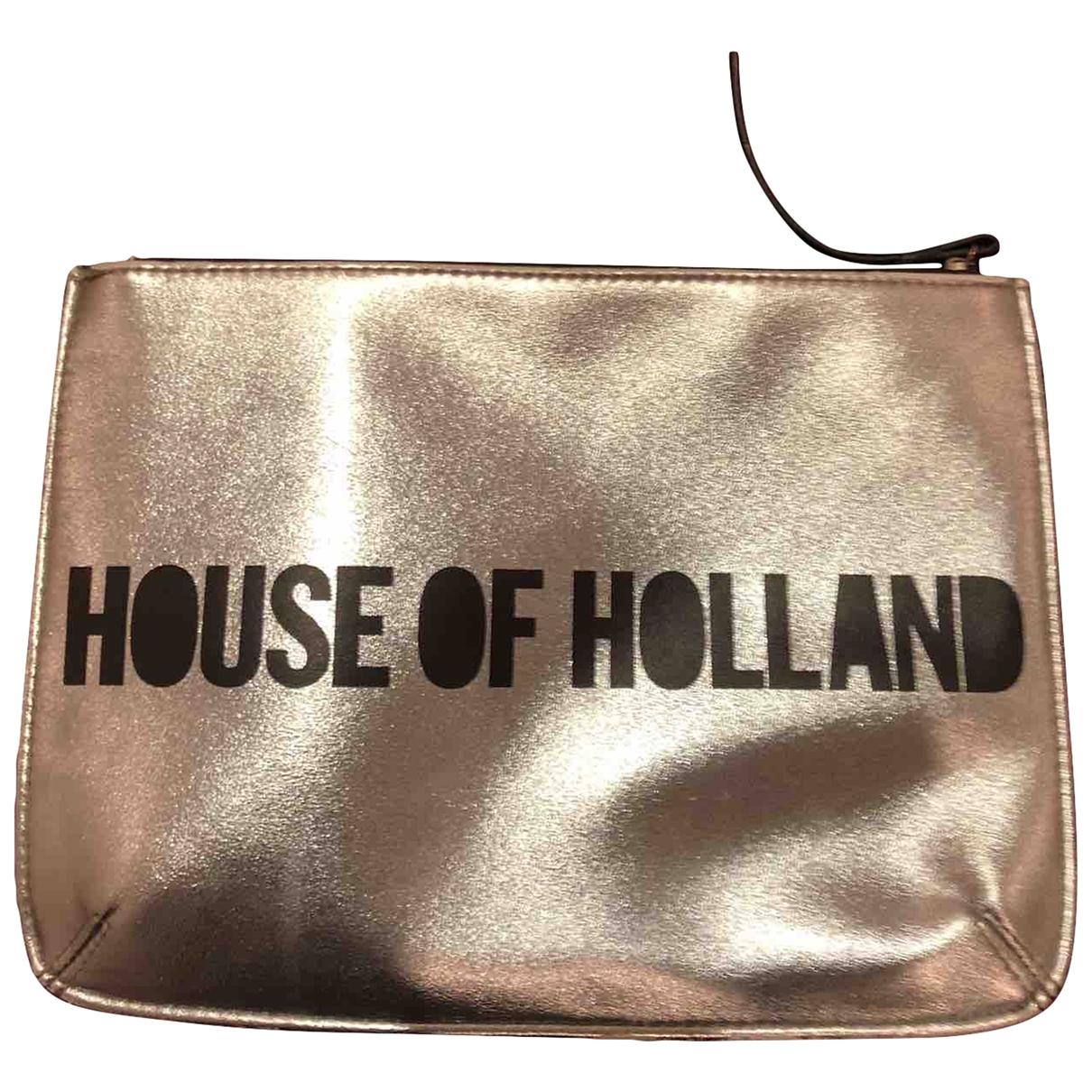Pochette de Cuero House Of Holland