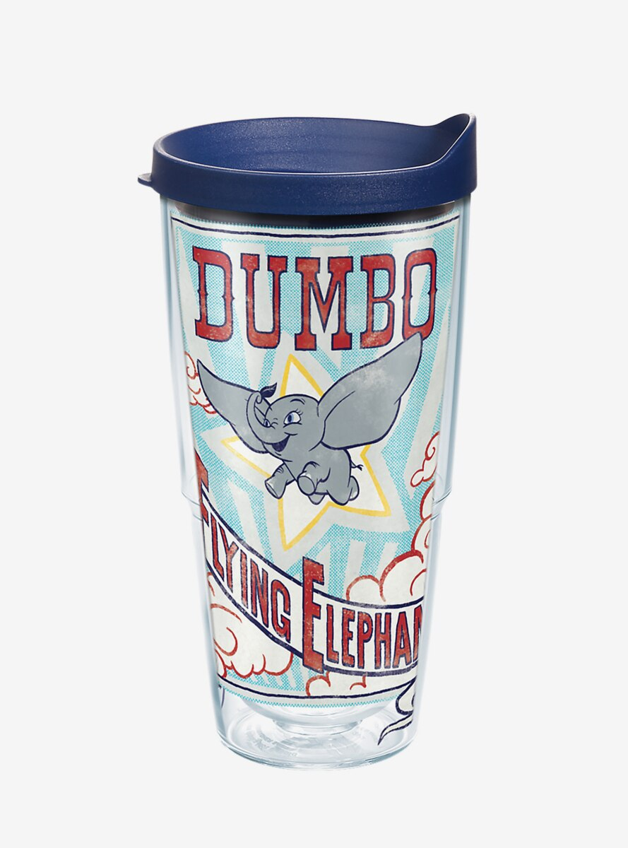 Disney Dumbo 24 oz Tumbler With Lid