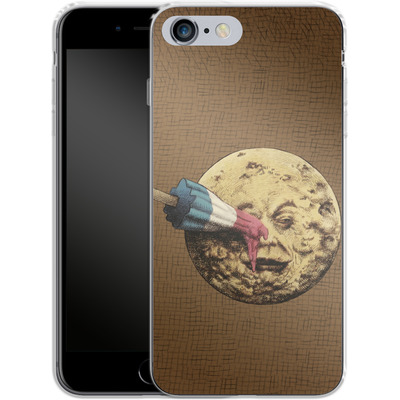 Apple iPhone 6s Plus Silikon Handyhuelle - Summer Voyage von Eric Fan