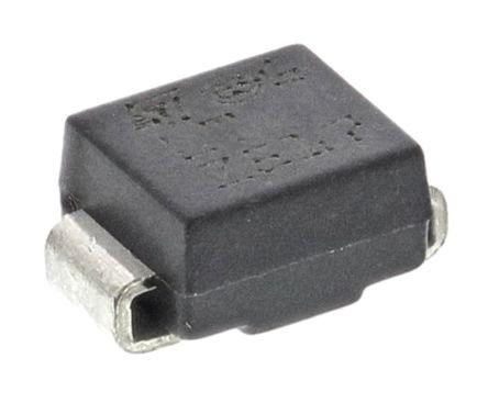STMicroelectronics SM6T12CA, Bi-Directional TVS Diode, 600W, 2-Pin DO-214AA (10)