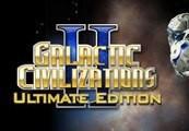 Galactic Civilizations II: Ultimate Edition Steam CD Key