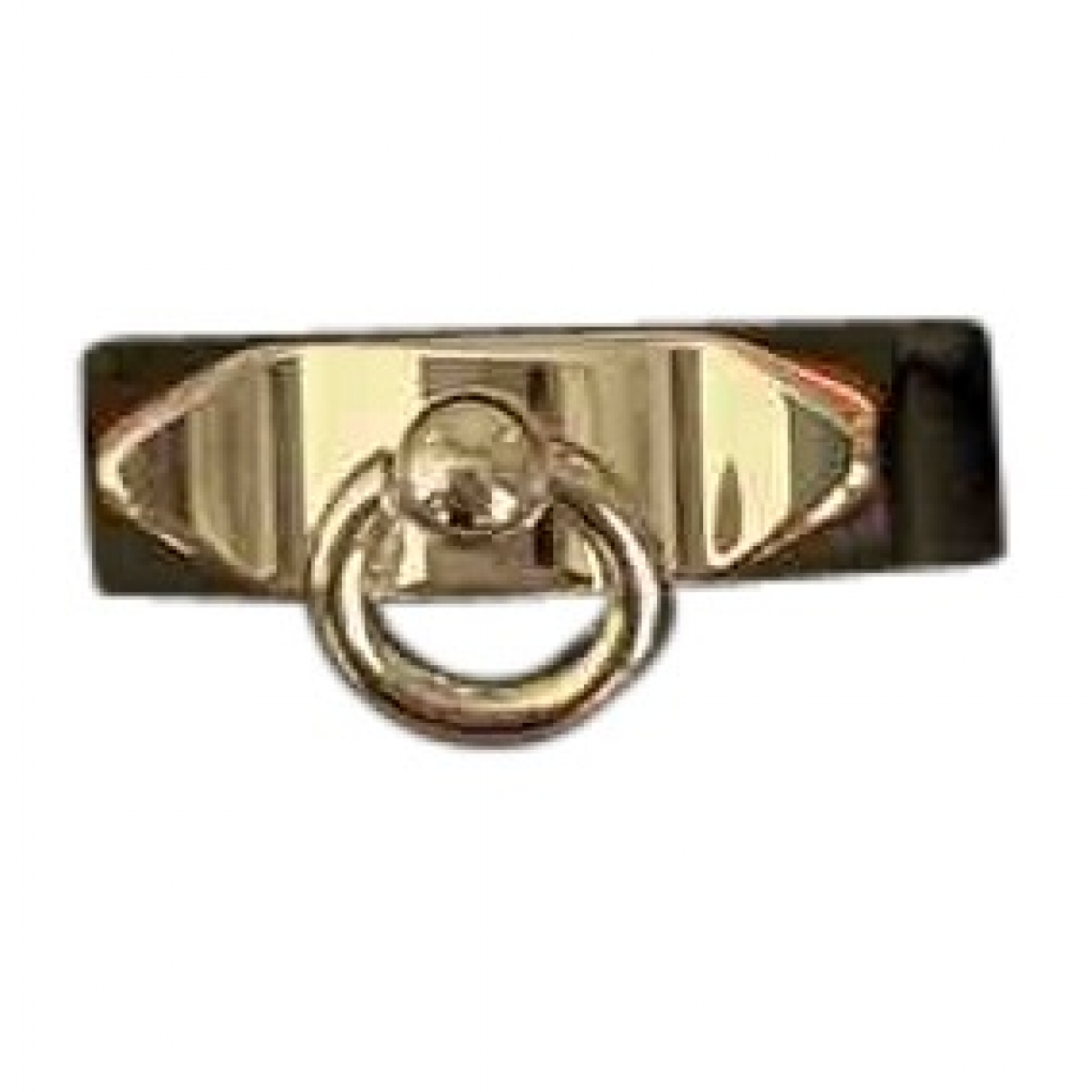 Hermes Collier de chien  Ring in  Silber Silber
