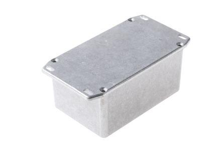 Hammond 1590, Die Cast Aluminium Enclosure, IP54, Shielded, 120.5 x 79.5 x 55mm