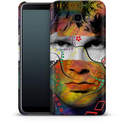 Samsung Galaxy J4 Plus Smartphone Huelle - Rockstar von Mark Ashkenazi