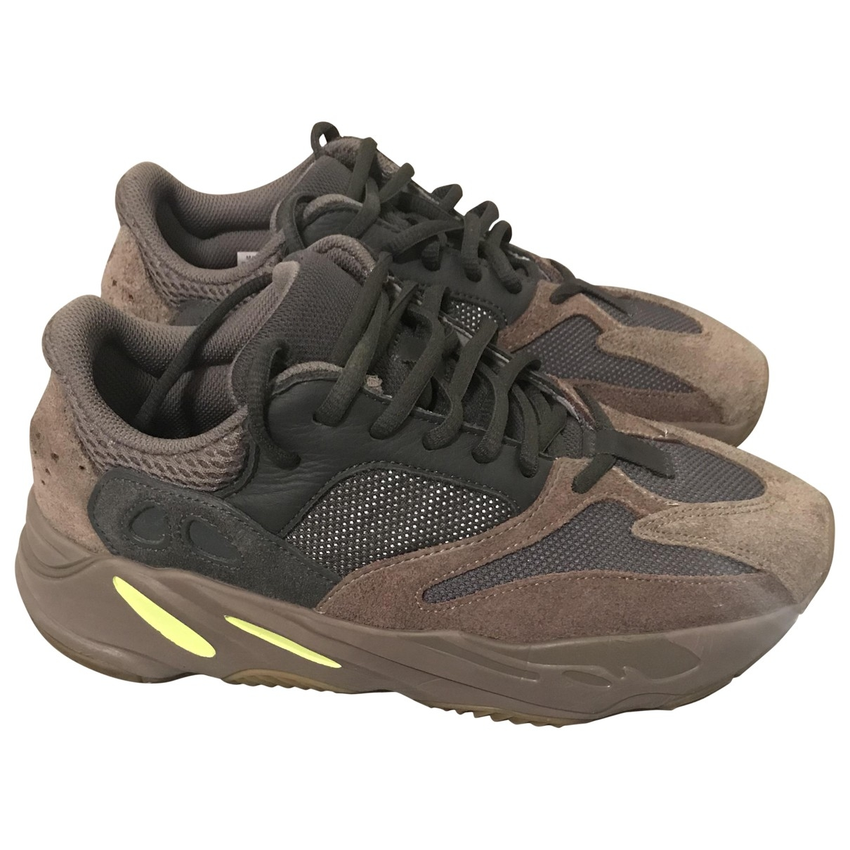 Yeezy X Adidas - Baskets Boost 700 V1  pour homme en suede