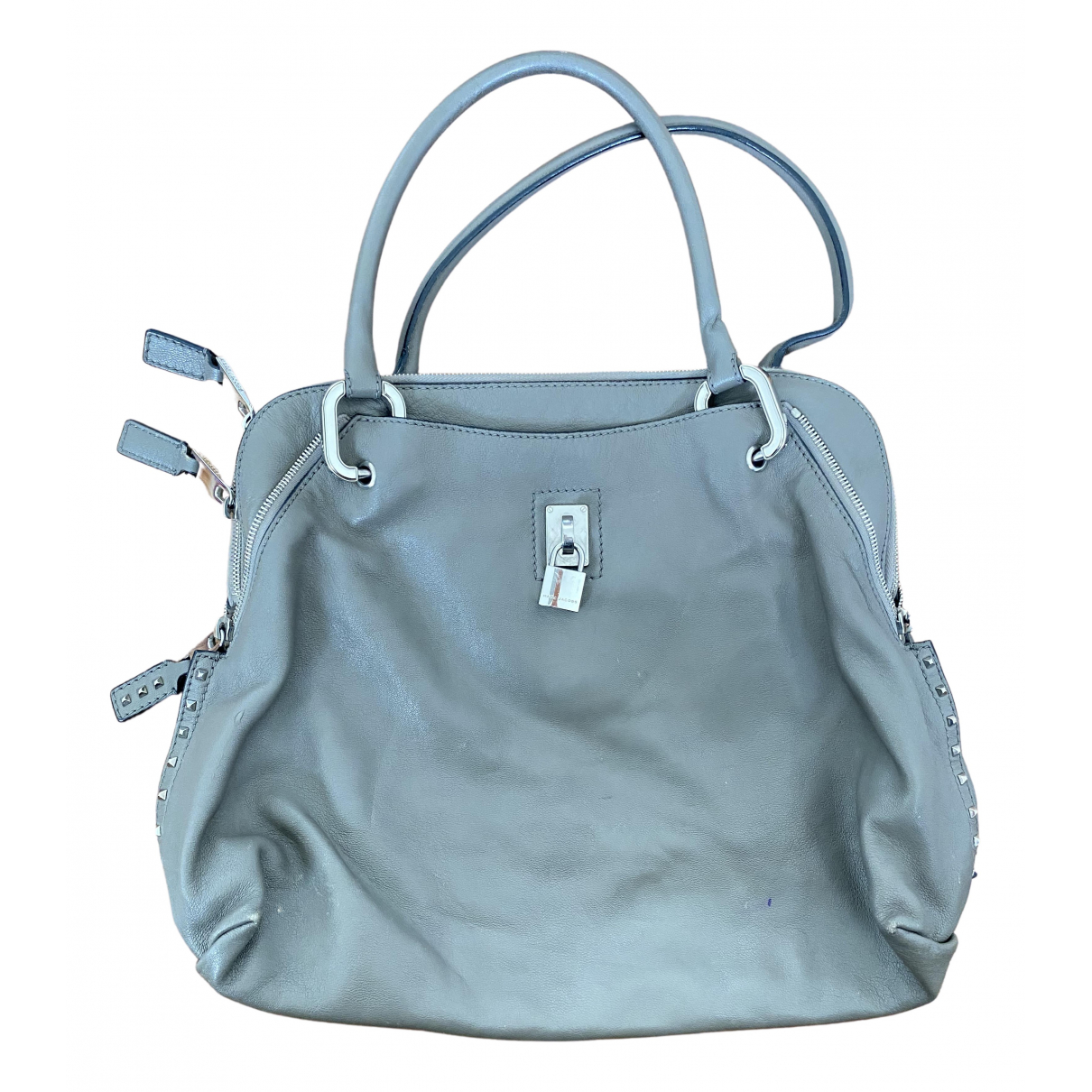 Marc Jacobs \N Grey Leather handbag for Women \N