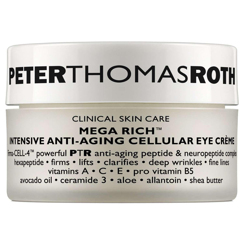 Peter Thomas Roth MEGA RICH INTENSIVE ANTI-AGING CELLULAR EYE CREME (0.76 oz / 22 g)