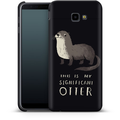 Samsung Galaxy J4 Plus Smartphone Huelle - This Is My Significant Otter von Louis Ros