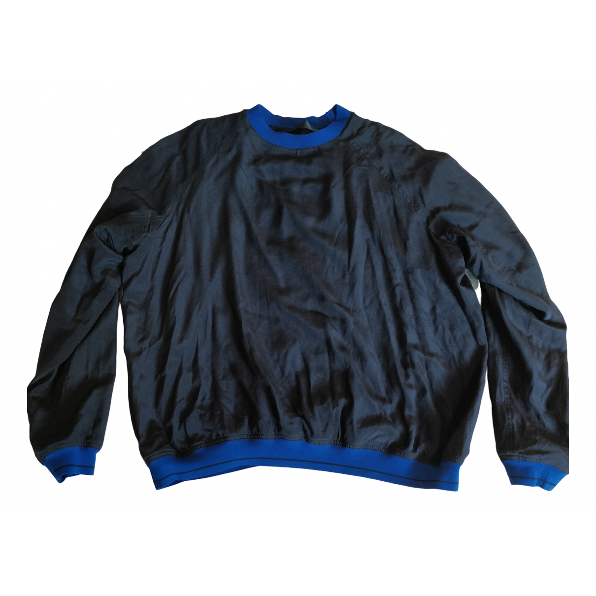 Haider Ackermann \N Pullover.Westen.Sweatshirts  in  Schwarz Seide