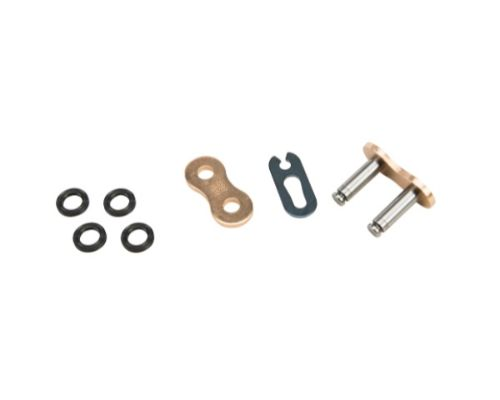 Fire Power Parts 692-5801G O-Ring Clip Master Link 520 Gold
