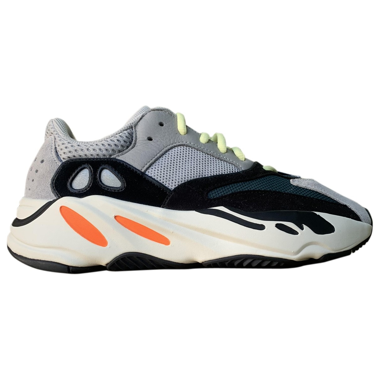 Yeezy X Adidas Boost 700 V1  Grey Suede Trainers for Men 40.5 EU