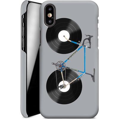 Apple iPhone X Smartphone Huelle - Retro Bike von Mark Ashkenazi