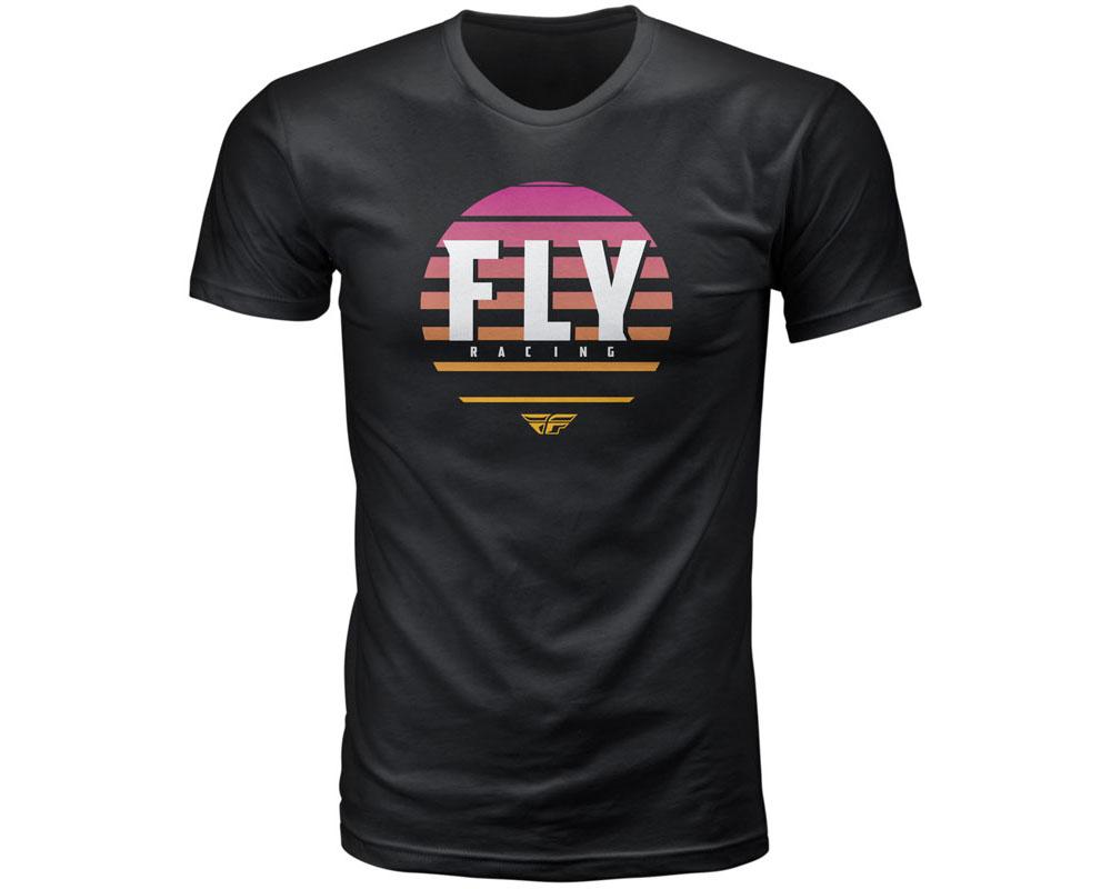 Fly Racing 352-1196YL Youth Circle Tee
