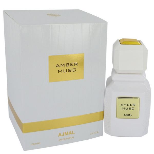 Amber Musc - Ajmal Eau de Parfum Spray 100 ml