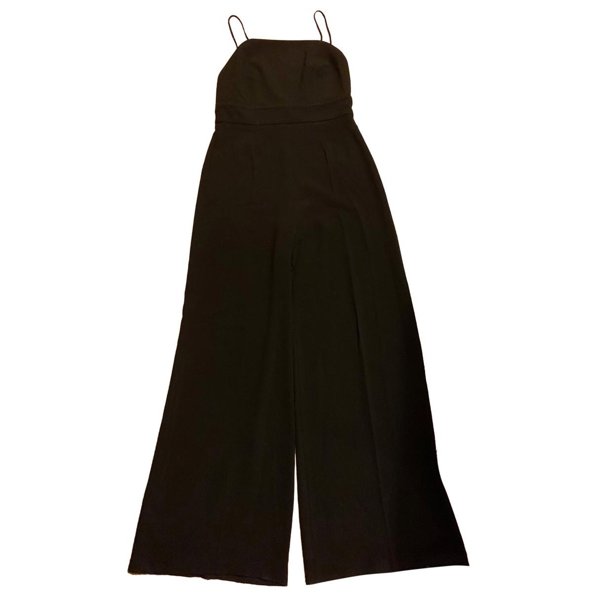 Ba&sh \N Black Cotton jumpsuit for Women 8 UK