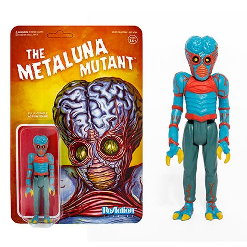 Universal Monsters The Metaluna Mutant 3 3/4-inch ReAction Figure