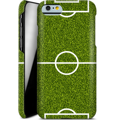 Apple iPhone 6s Smartphone Huelle - Soccer Field von caseable Designs