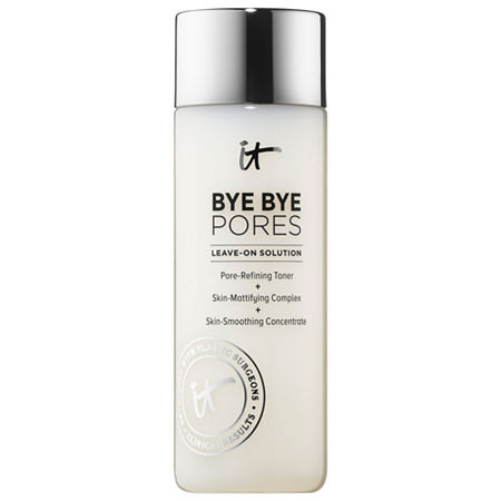 IT Cosmetics Bye Bye Pores Leave-On Solution Pore-Refining Toner, One Size , Beige