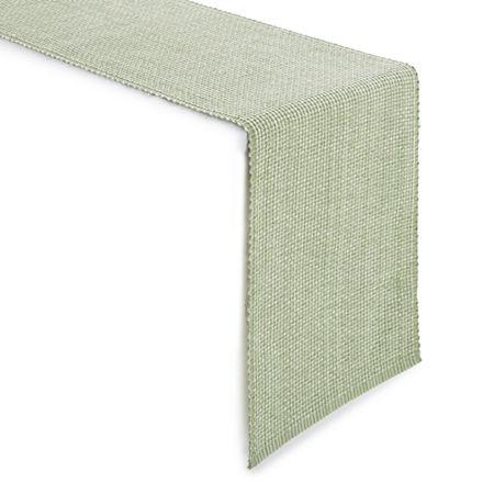 Homewear Homespun Table Runner, One Size , Green