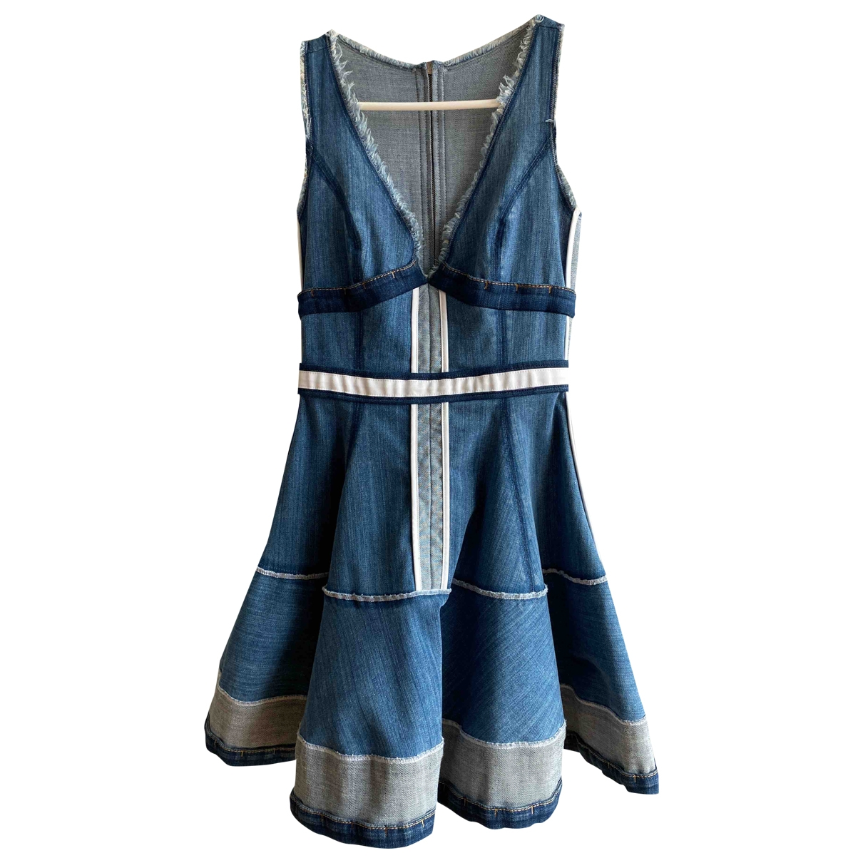 Dsquared2 \N Kleid in  Blau Denim - Jeans