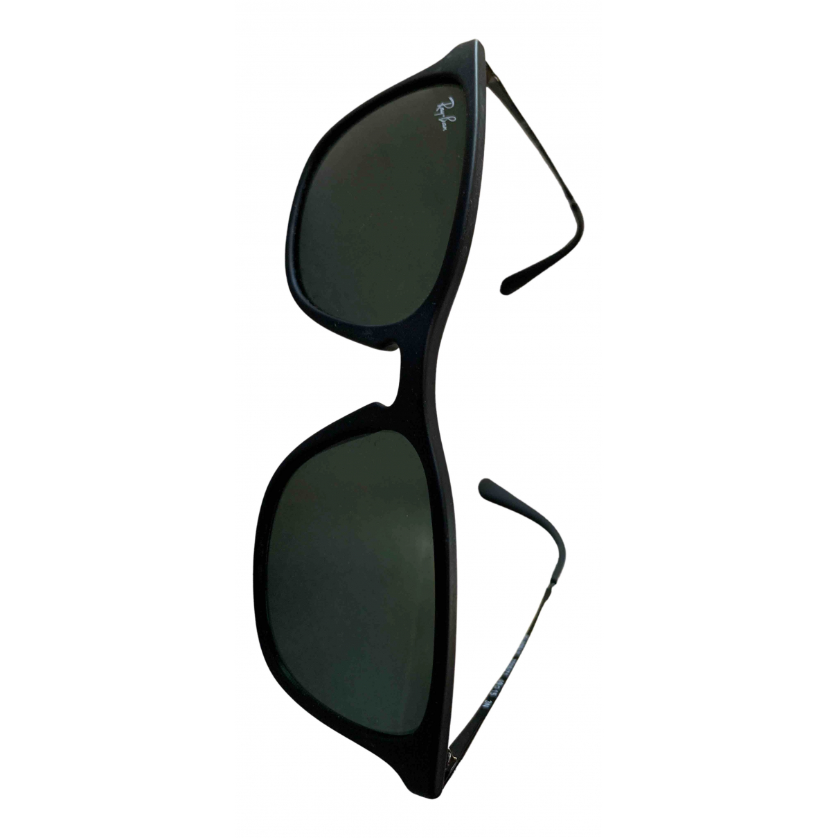 Ray-ban N Black Metal Sunglasses for Kids N