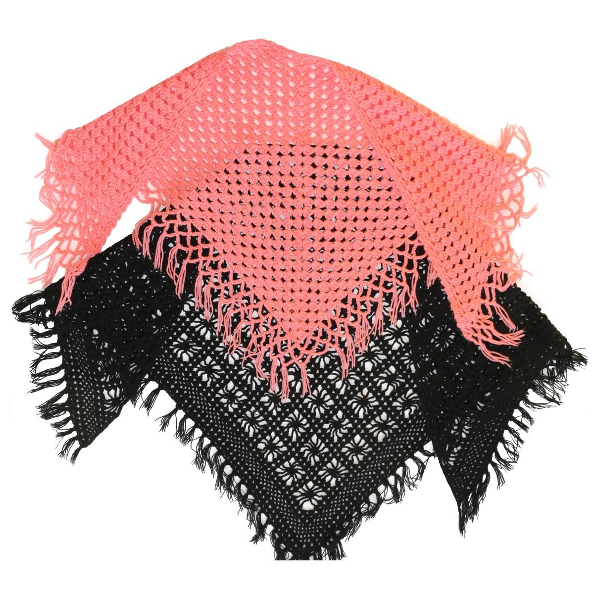 - Foulard   pour femme en autre - noir