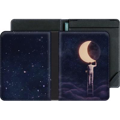 tolino vision 4 HD eBook Reader Huelle - Carpe Noctem Wide von Enkel Dika