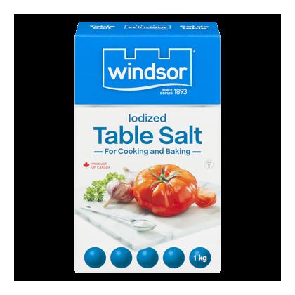 Windsor  Iodized Table Salt (1 kg)