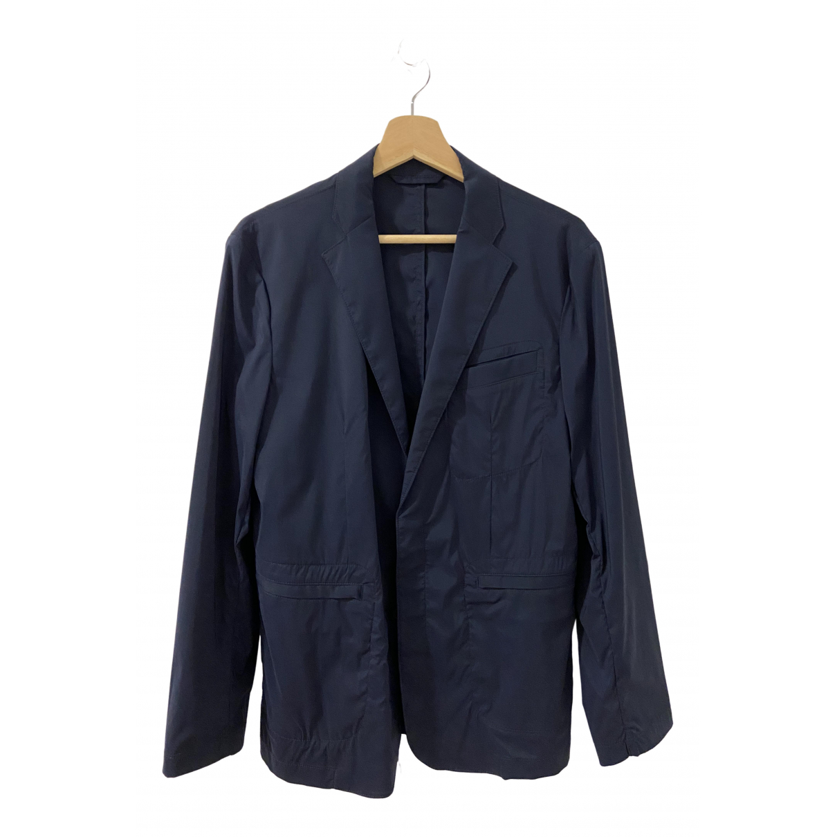 Acne Studios \N Navy jacket  for Men 46 FR